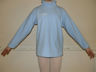 Susan Handy Dance FLEECE