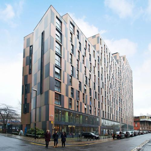 Piccadilly Point - Manchester Home to 588 students, Piccadilly Point offers city-centre student living within easy reach of Manchester Metropolitan University and the University of Manchester.