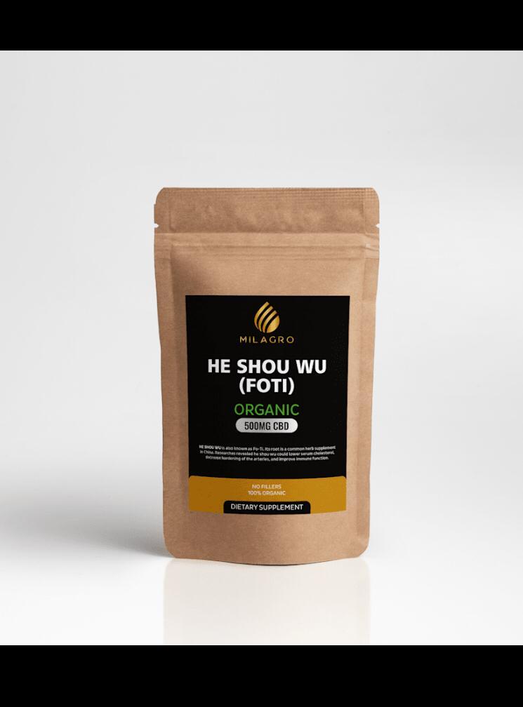 He Shou Wu -FOTI