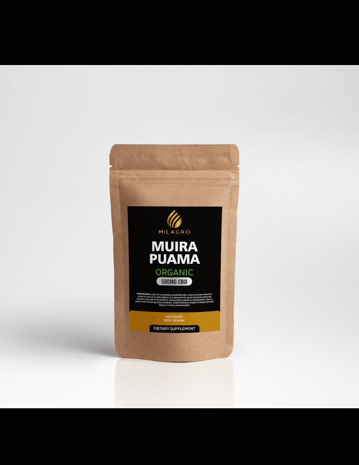 Muira Puama CBD Powder