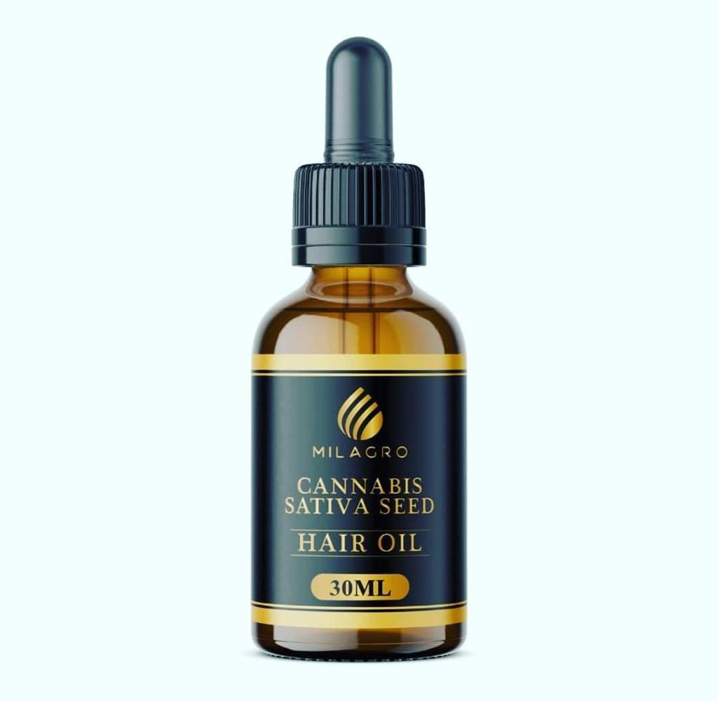 Milagro Hair Oil