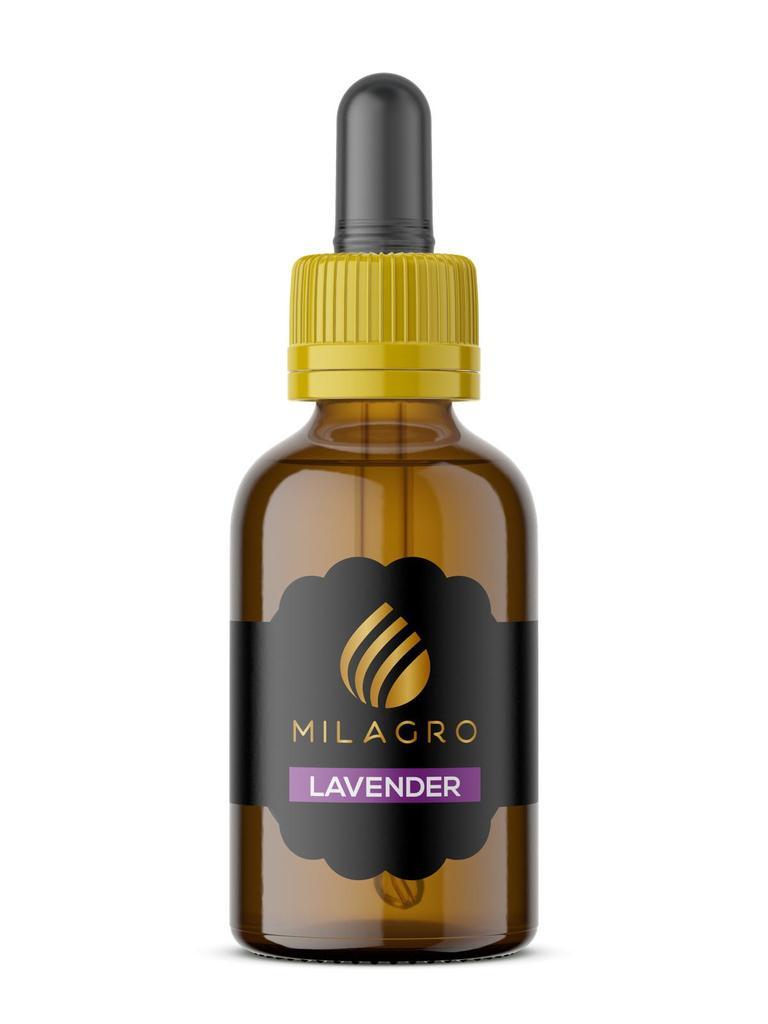 Essential CBD Oil Lavender
