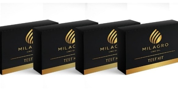 Milagro CBD Test Kit