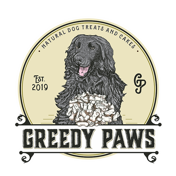 Greedy Paws Natural Dog Treats Cheshire