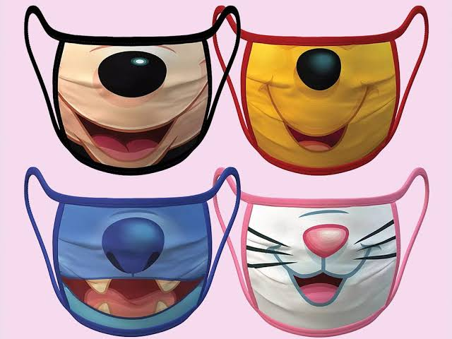 Fashionable Face Masks for Kids The world is gradually recovering from the global pandemic that hit it, while there's still is no actual cure for the corona virus, activities are gradually resuming. The lockdown has been eased in certain parts of the world and rumors of schools about to reopen in certain countries like the USA are circulating the news.