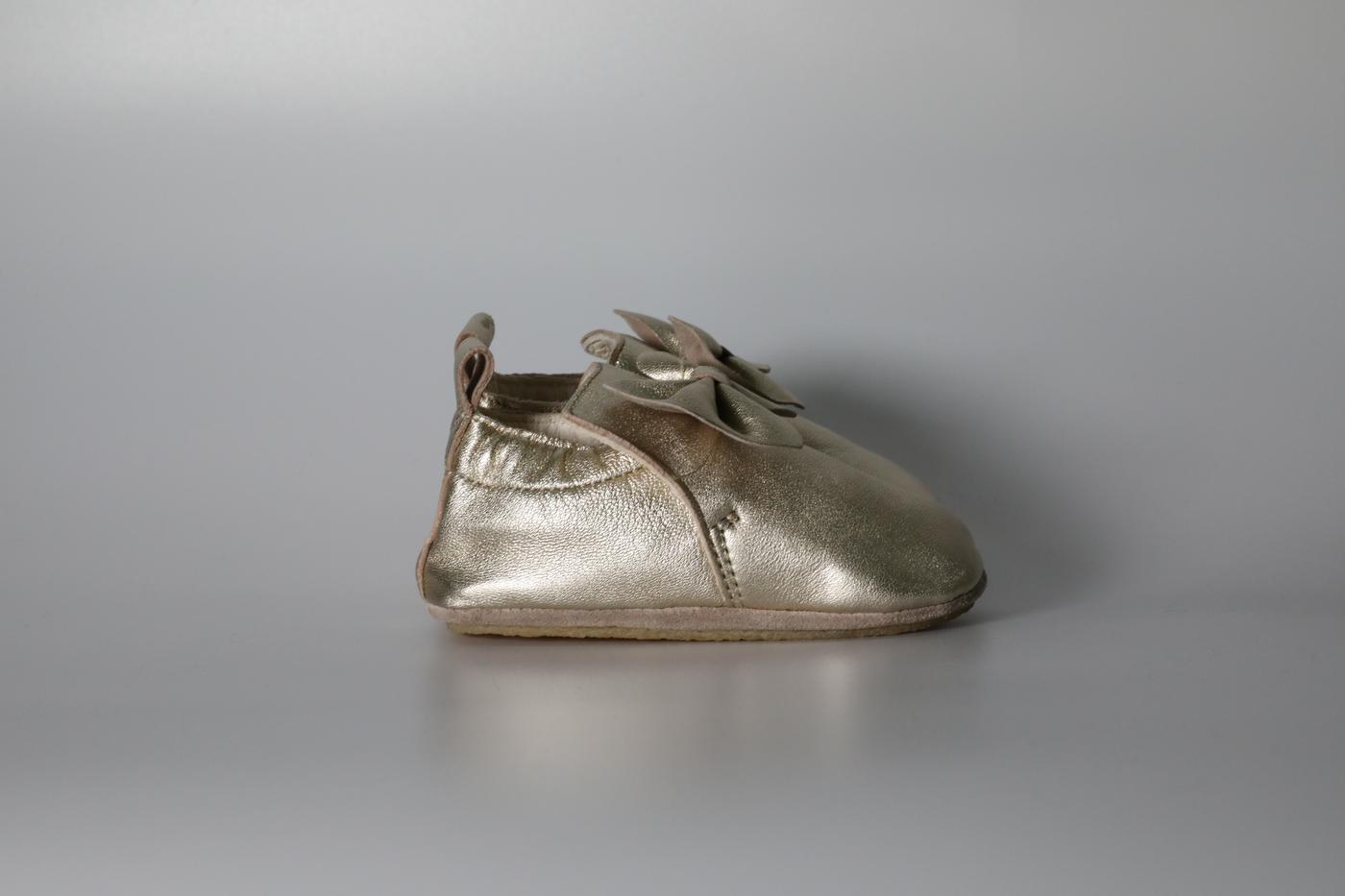 Gold Ballerina shoes