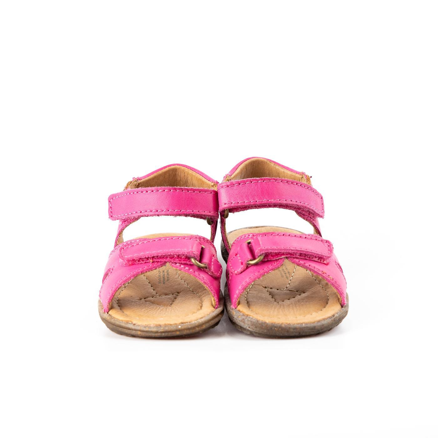 Fushia Sandals