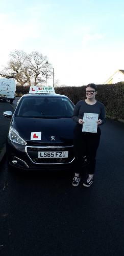 Skigh passed today with one minor with andy