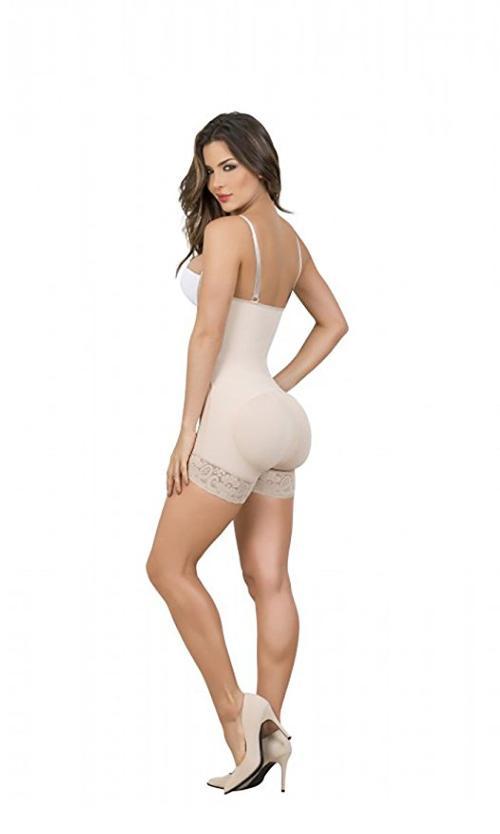 Front zipper short length