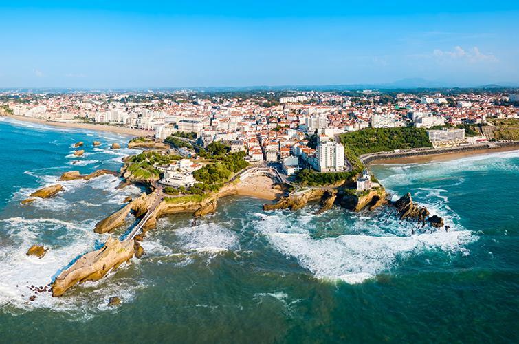 LGBTQ+ friendly hotels in Biarritz