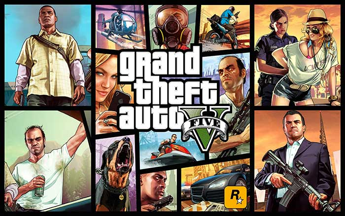 GTA5 – Grand Thief Auto Online A new direction for dynamic online world for 16 players. Team up with your friends for missions, activities, and events.