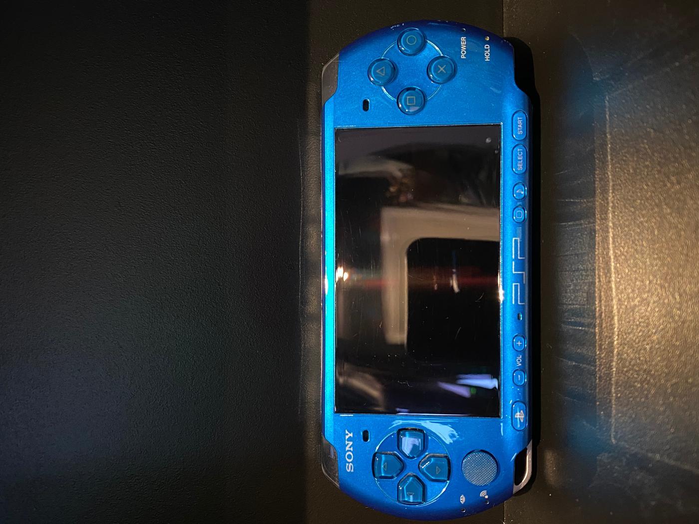 Blue PSP Refurbished