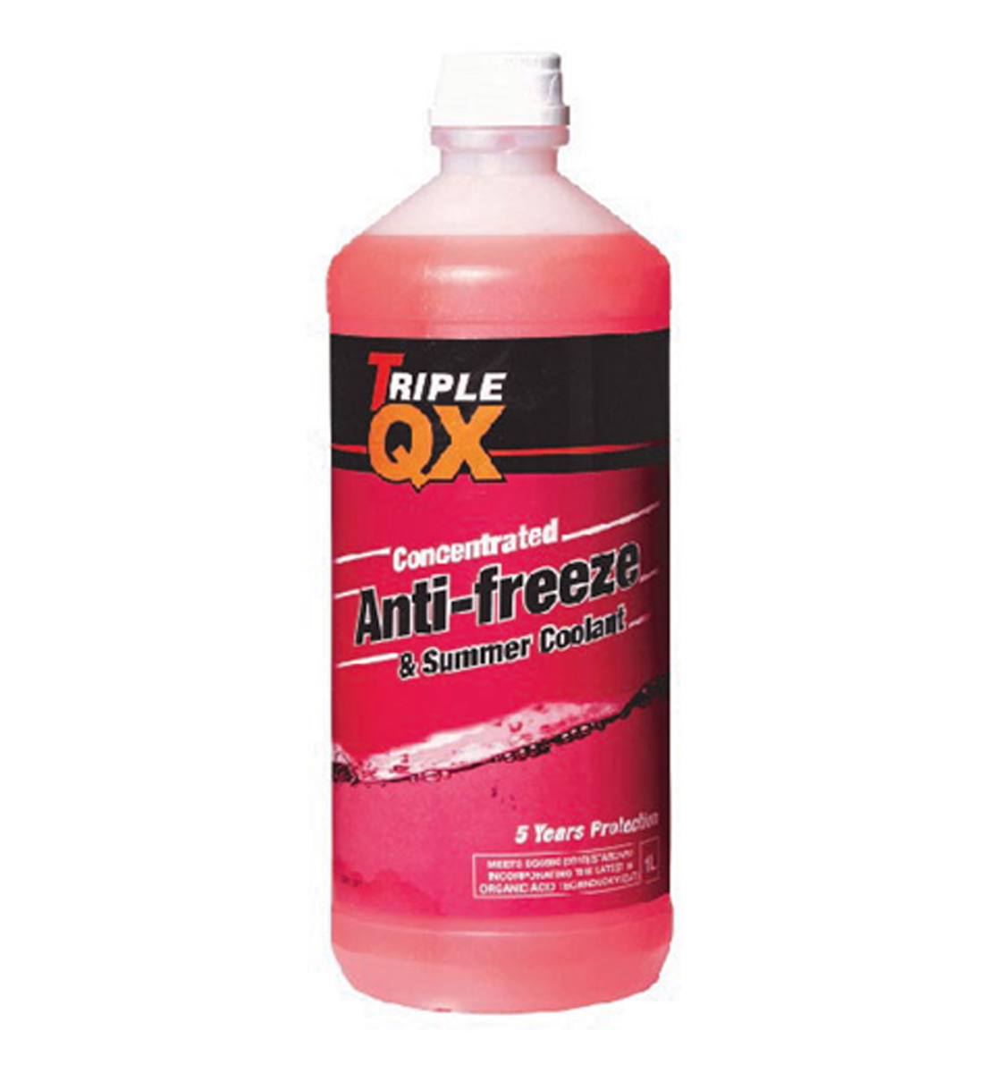 red anti freeze 1000ml-Concentrate