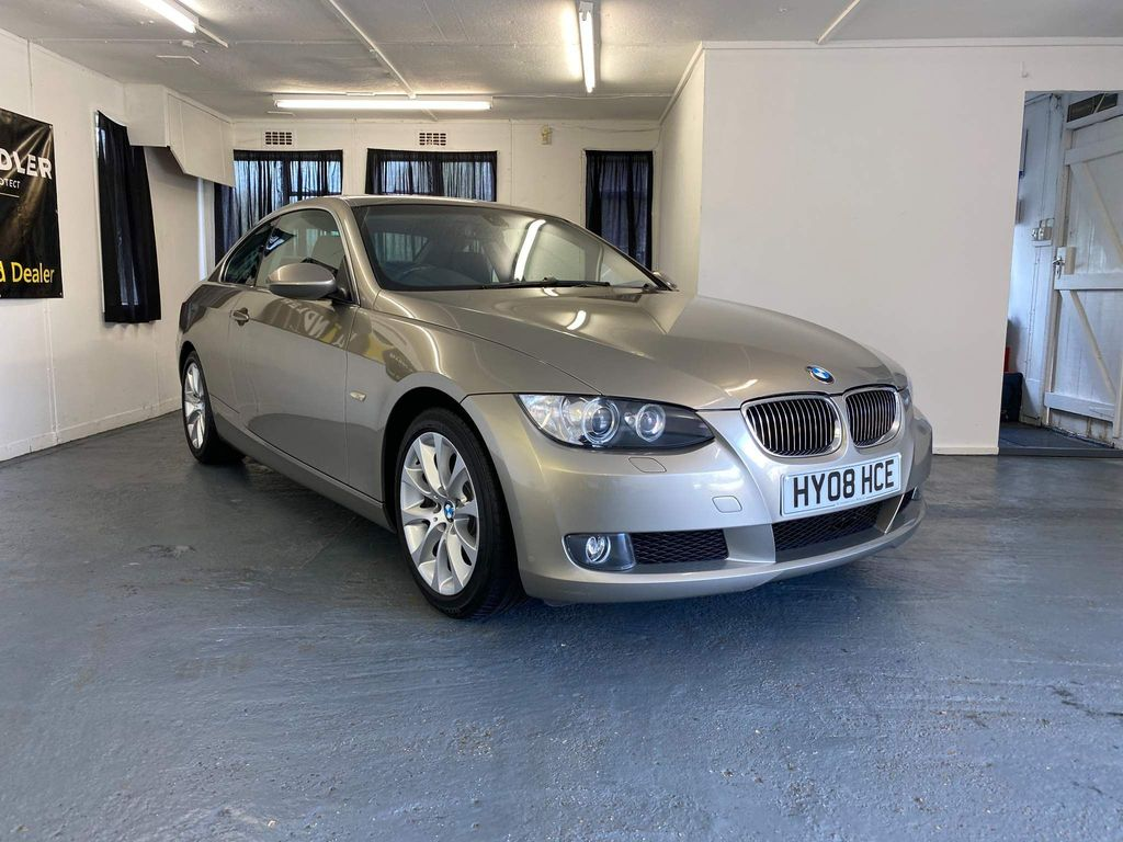 BMW 3 Series Coupe 2008
