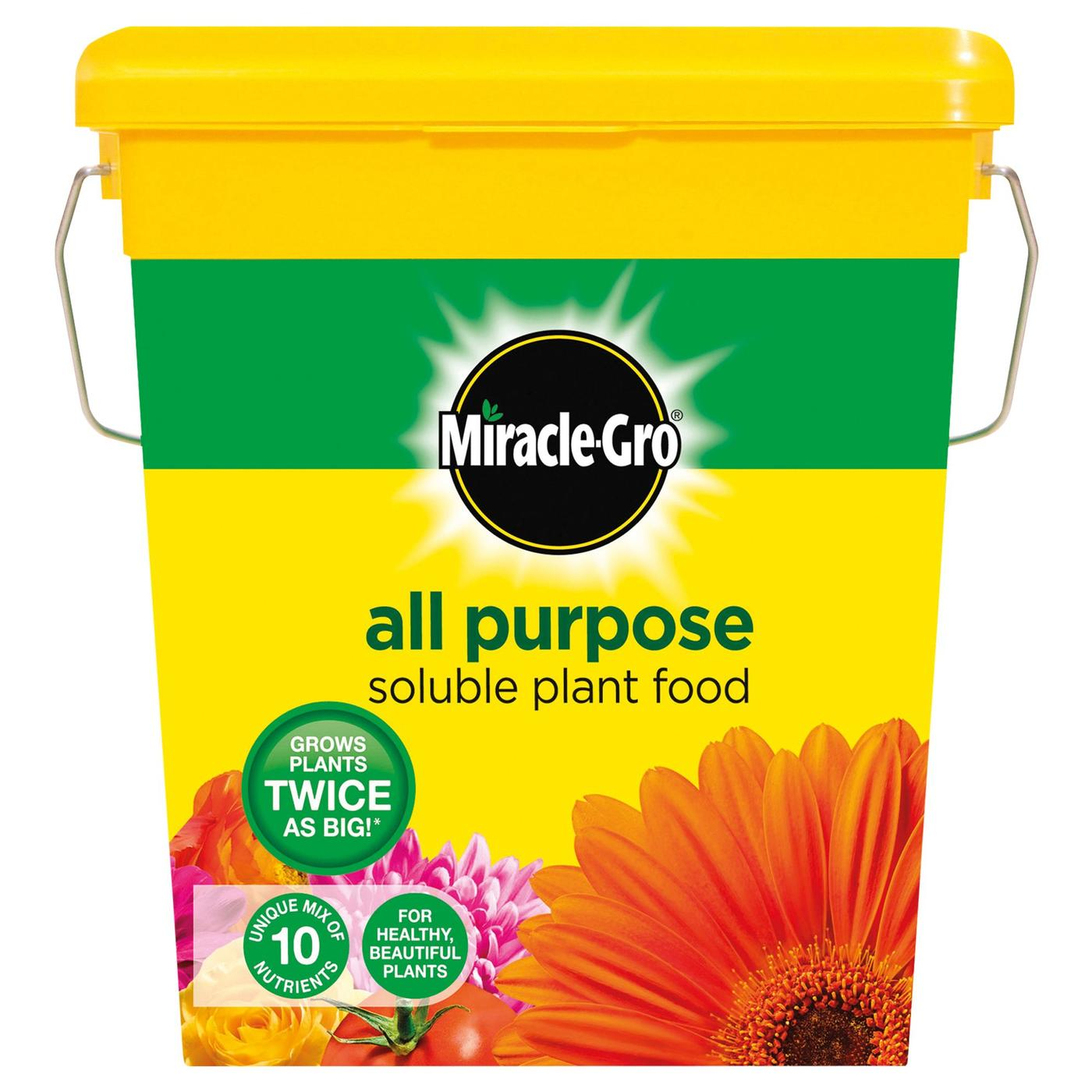 Miracle Gro Soluable 2kg