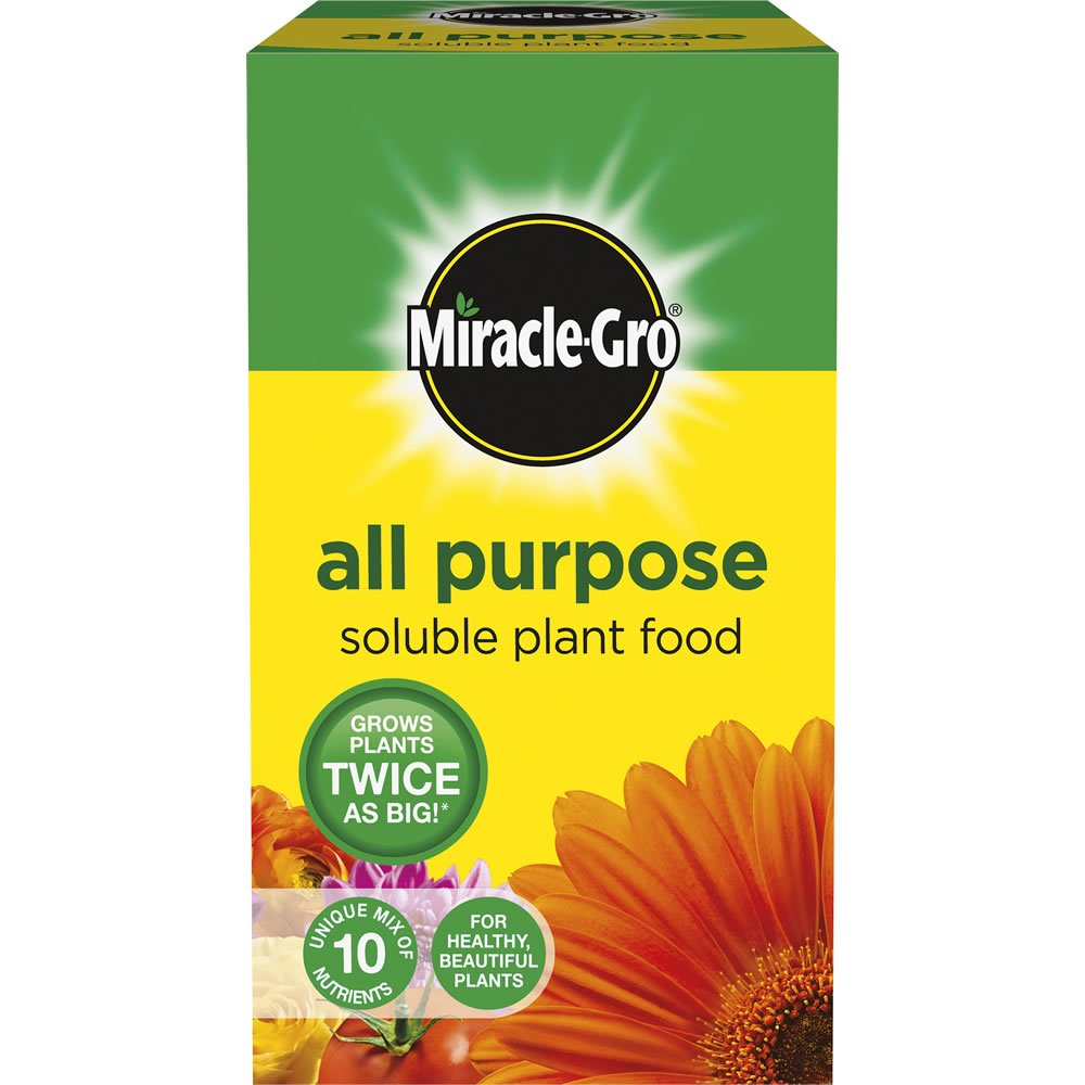 Miracle Gro solvable 500g