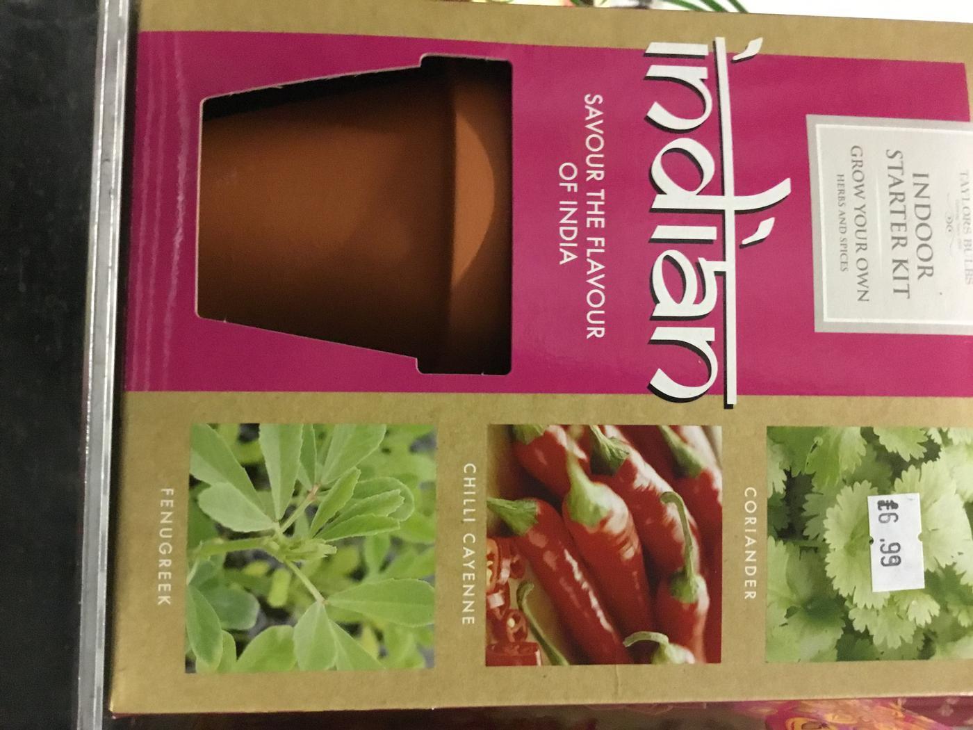 Indian Herb Kit