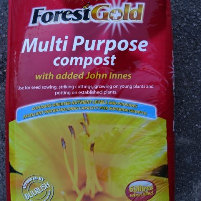 Multipurpose Compost With Added John Innes