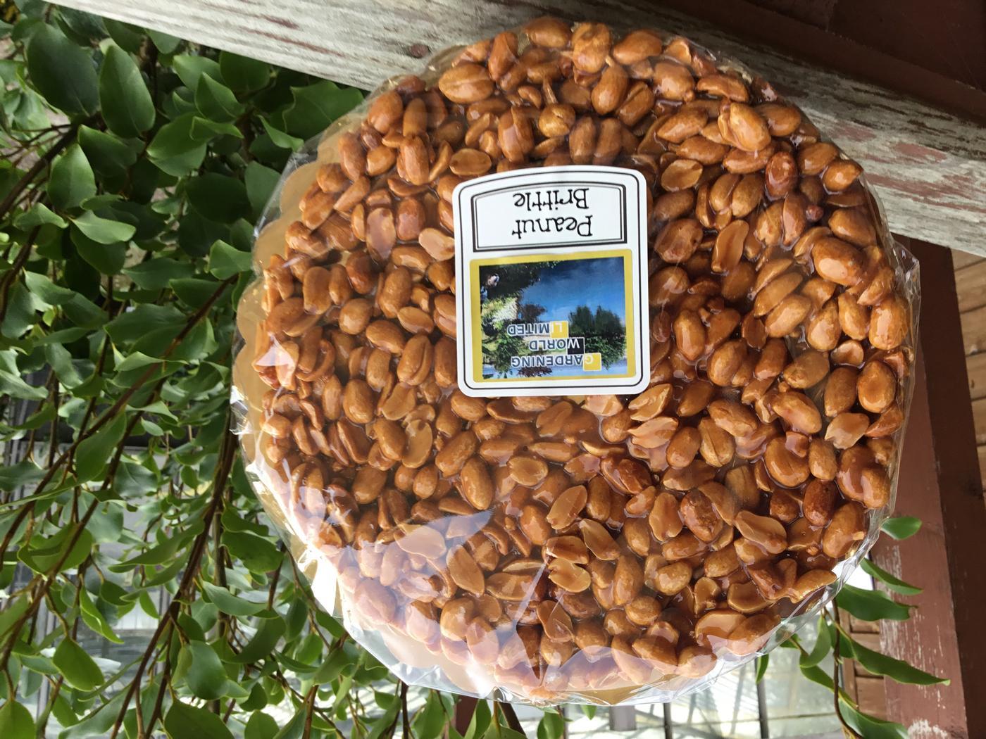 Massive Peanut Brittle