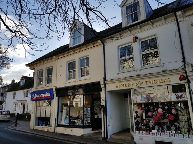 High Street Hurstpierpoint. Landlord and Tenant Act negotiations.