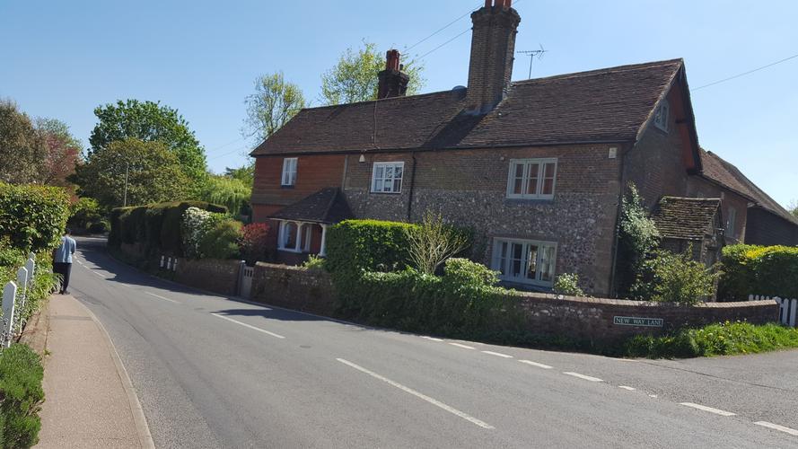 Randiddles Cottage Hurstpierpoint.  Building Survey.