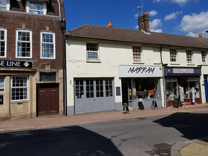 High Street Hurstpierpoint Lease renewal negotiations.