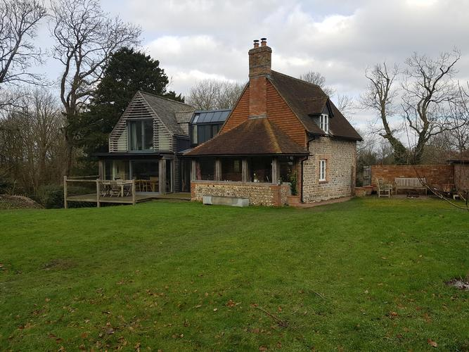 Flint Cottage Lewes Road Westmeston East Sussex BN6 8RH Valuation for Capital Gains Tax purposes.