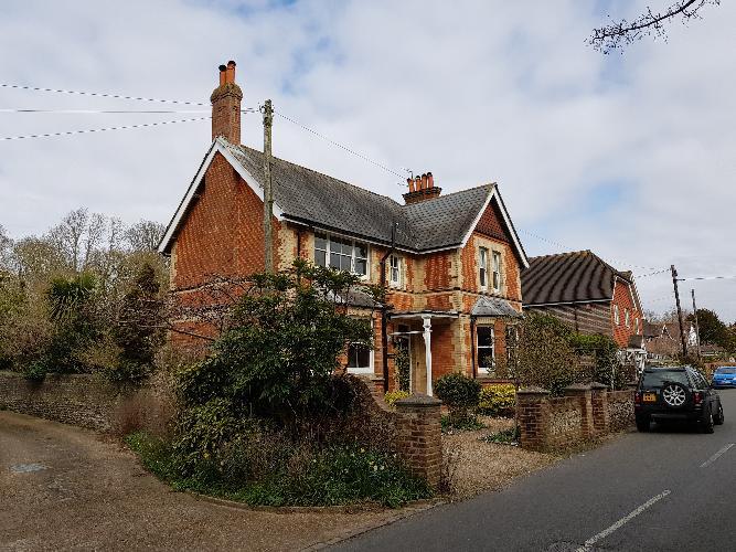 Goatchers High Street Findon village. Building survey.