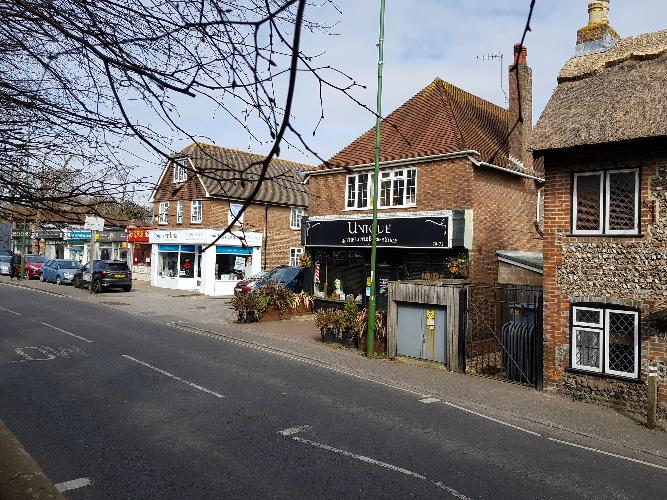 The Street Rustington. Landlord and Tenant Act negotiations.
