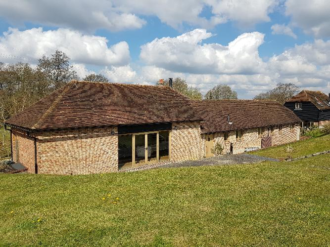 The Stables Honeybourne Farm Albourne. Building survey.
