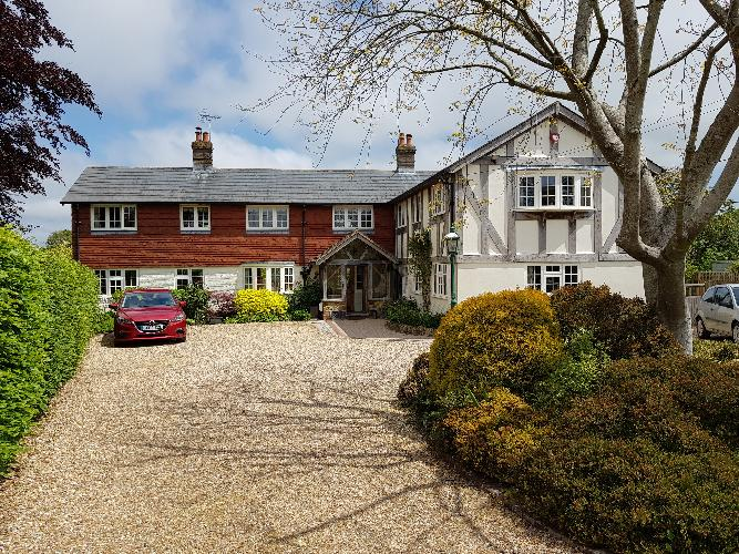 North End Farm East Gardens Ditchling. Full building survey at this Sussex style farm house.