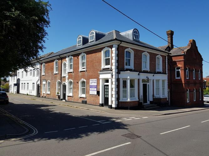 Cuckfield Road Hurstpierpoint. Freehold investment valuation.
