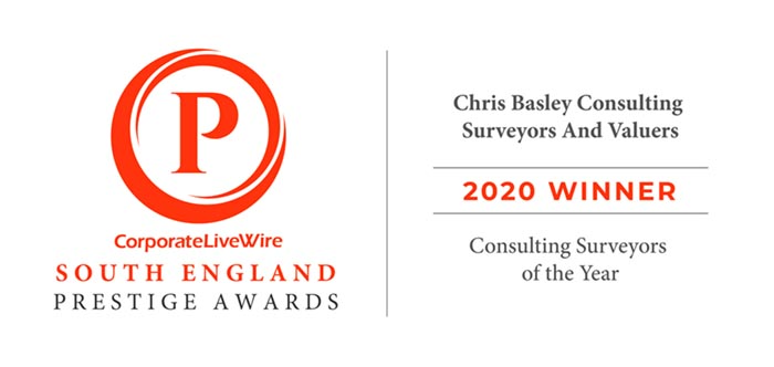 Consulting Surveyor of the Year South England Awards 2020