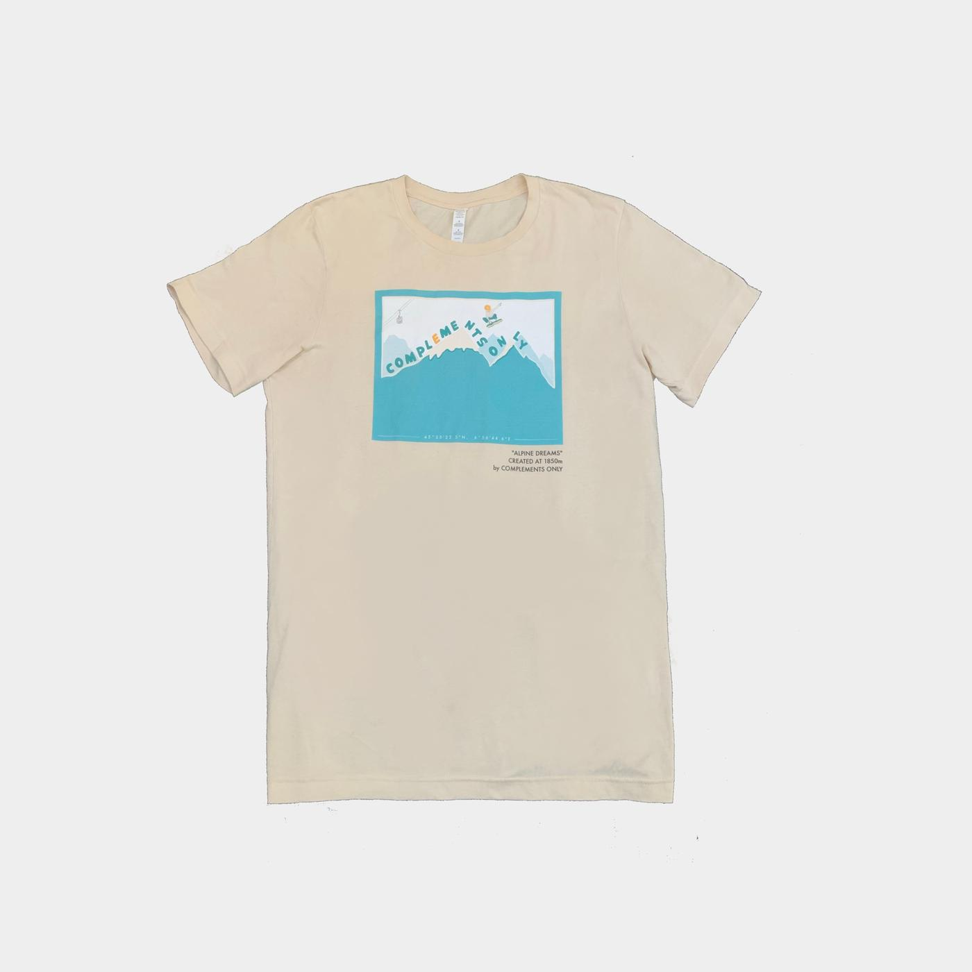 alpine dreams t-shirt