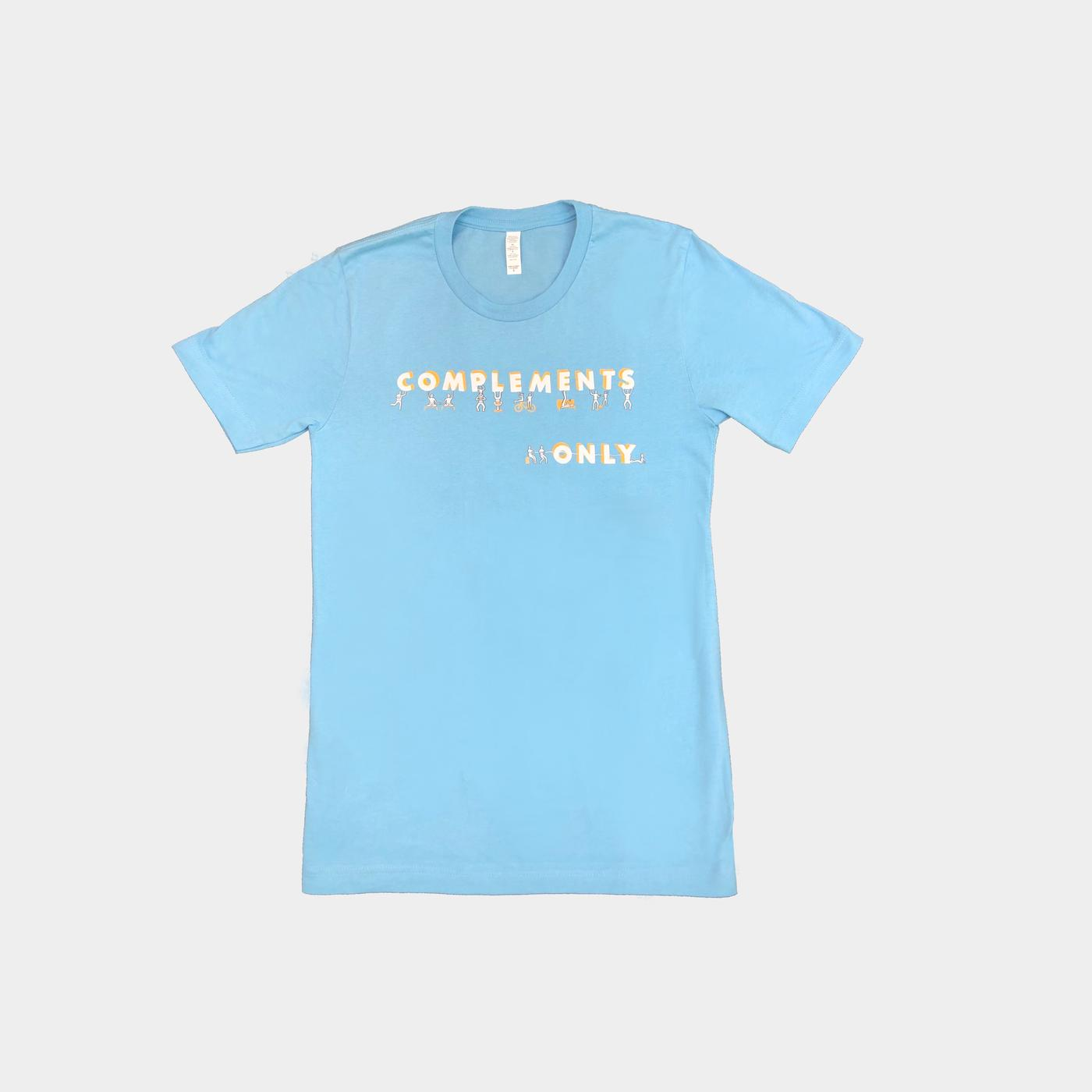 complements only t-shirt