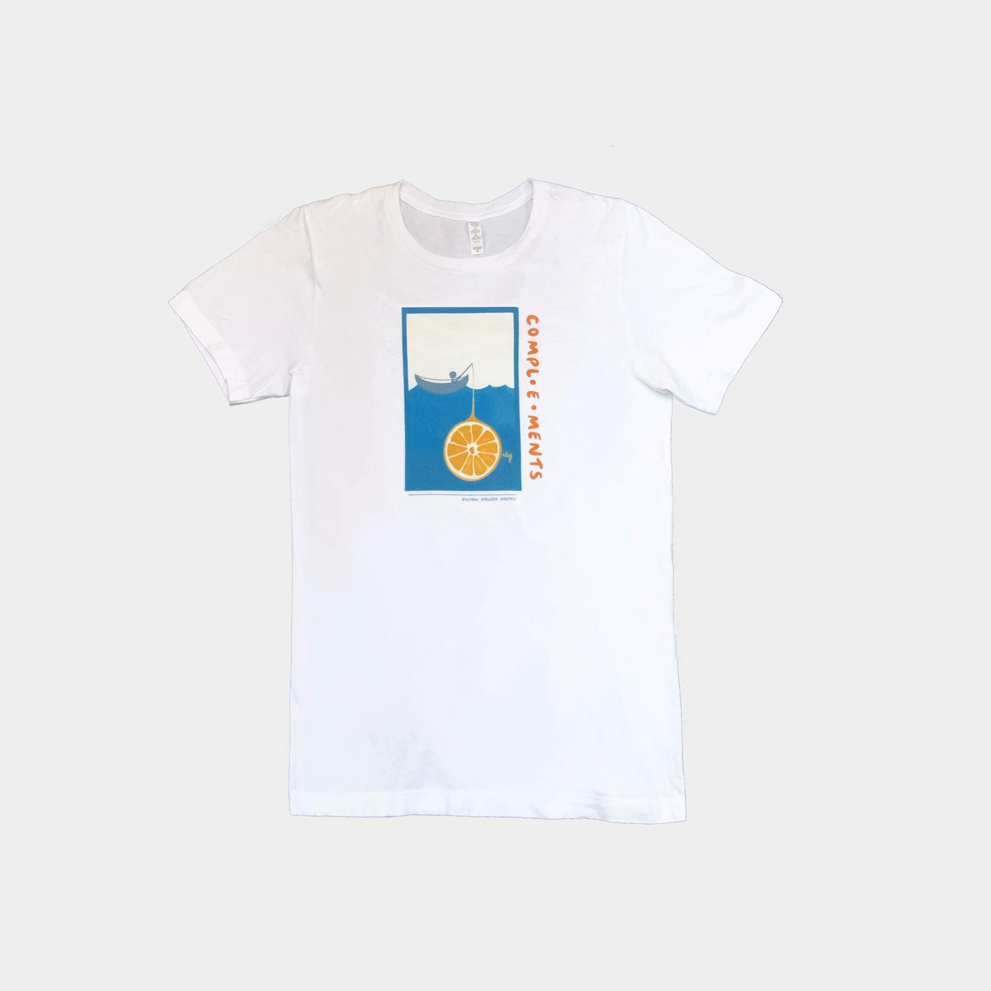 fishing for complements t-shirt