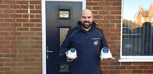 "CCTV boss sees increase in business as victims decide ""enough is enough"" A CCTV expert has seen a 300 percent rise in demand for his products – after fed-up crime victims were forced to take matters into their own hands."