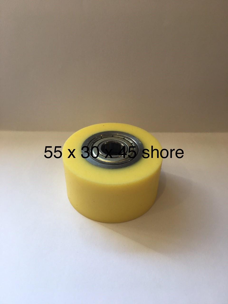 Pressing wheel 7