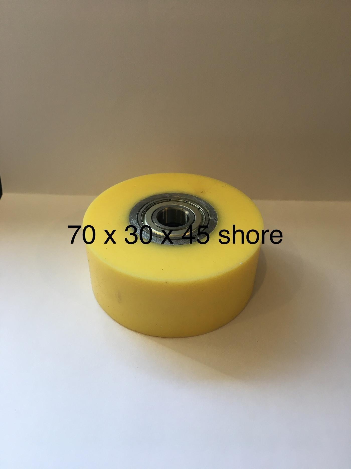 Pressing wheel 8