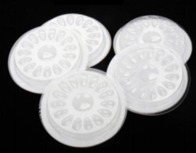 5 Disposable Glue Palettes