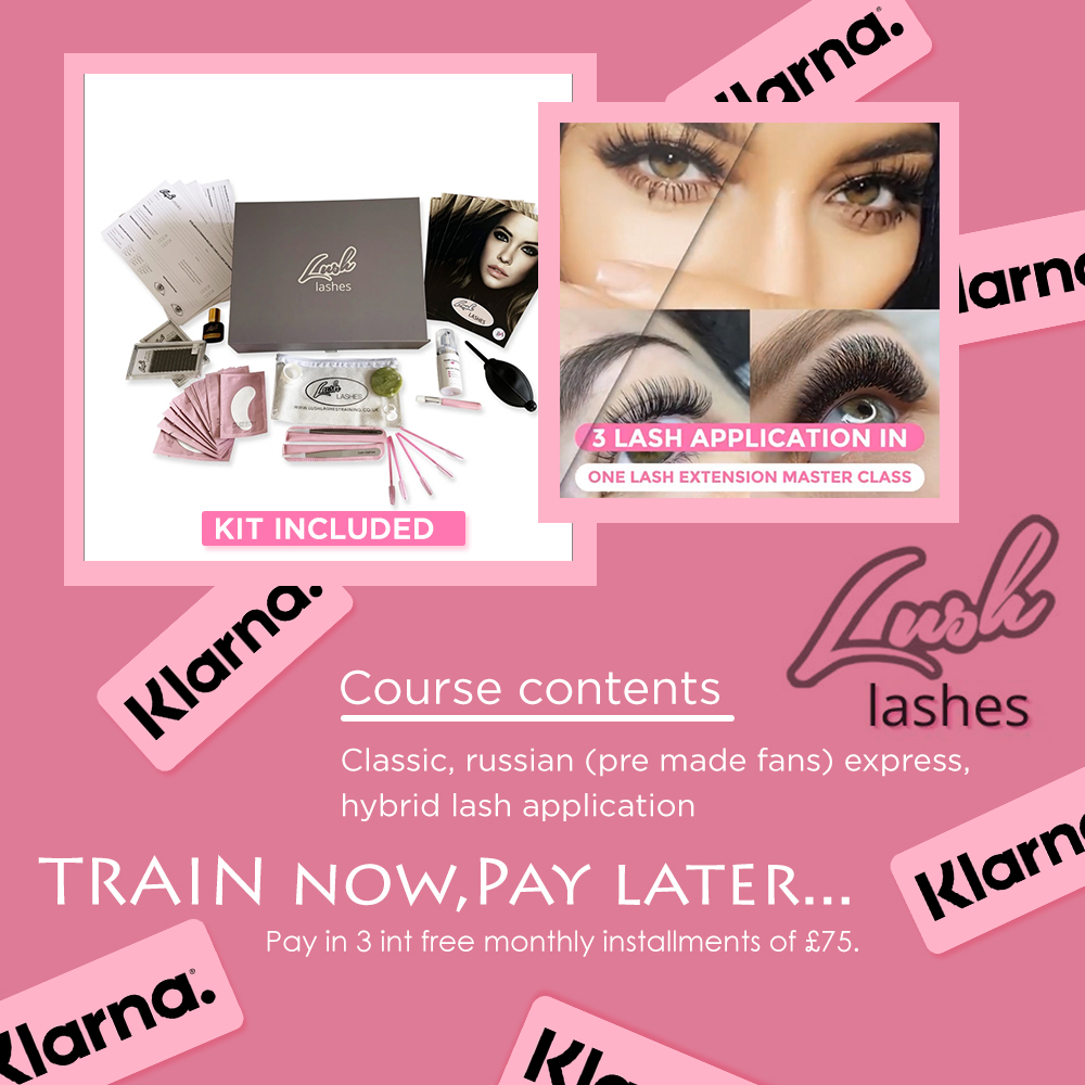 PLYMOUTH - individual lash extention course