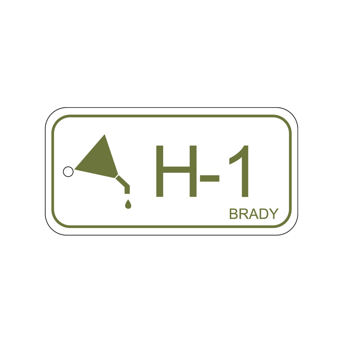 Energy Source Tags - Hydraulic