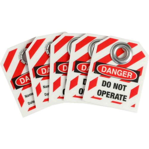 Warning Tags - Mini : Do Not Operate