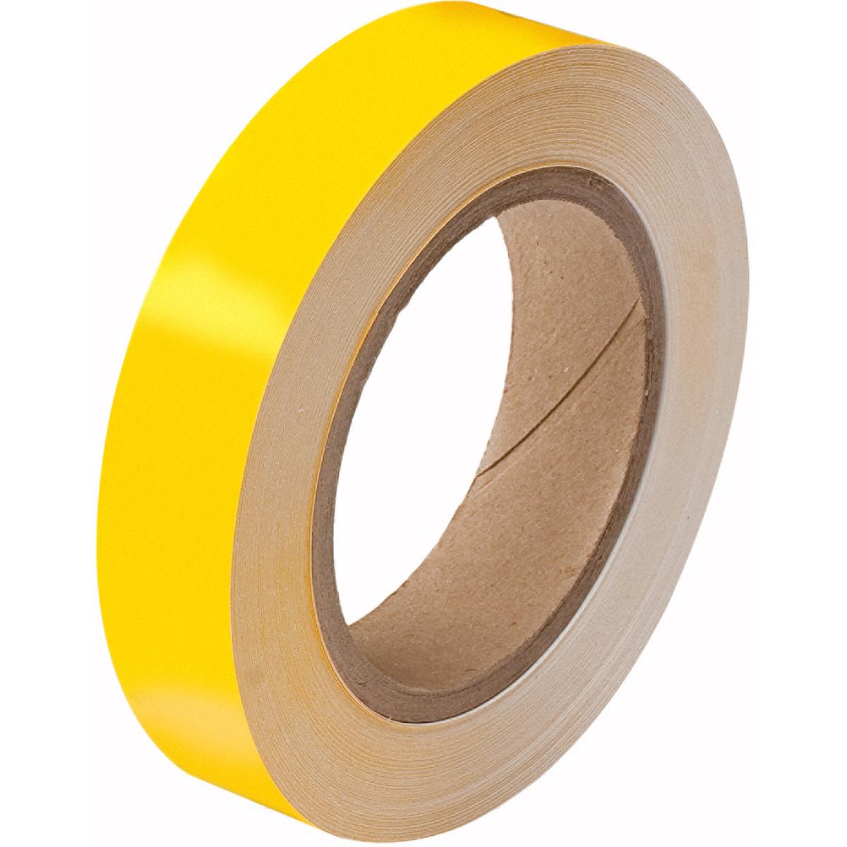 Pipe Banding Tape yellow 25 mm