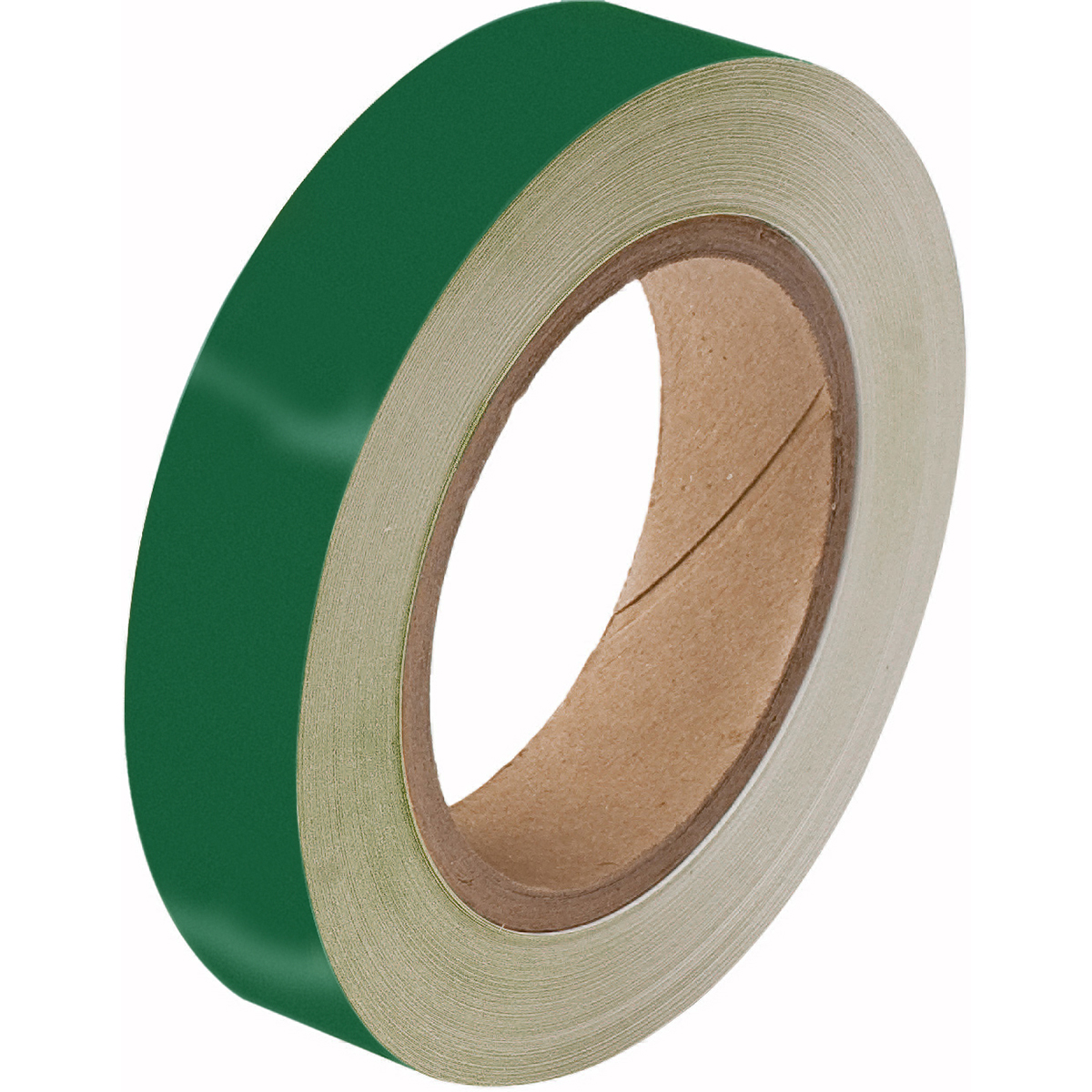Pipe Banding Tape Green 25mm