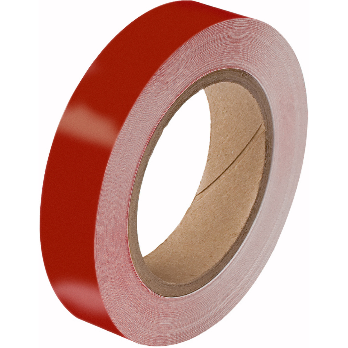 Pipe Banding tape Red 25mm