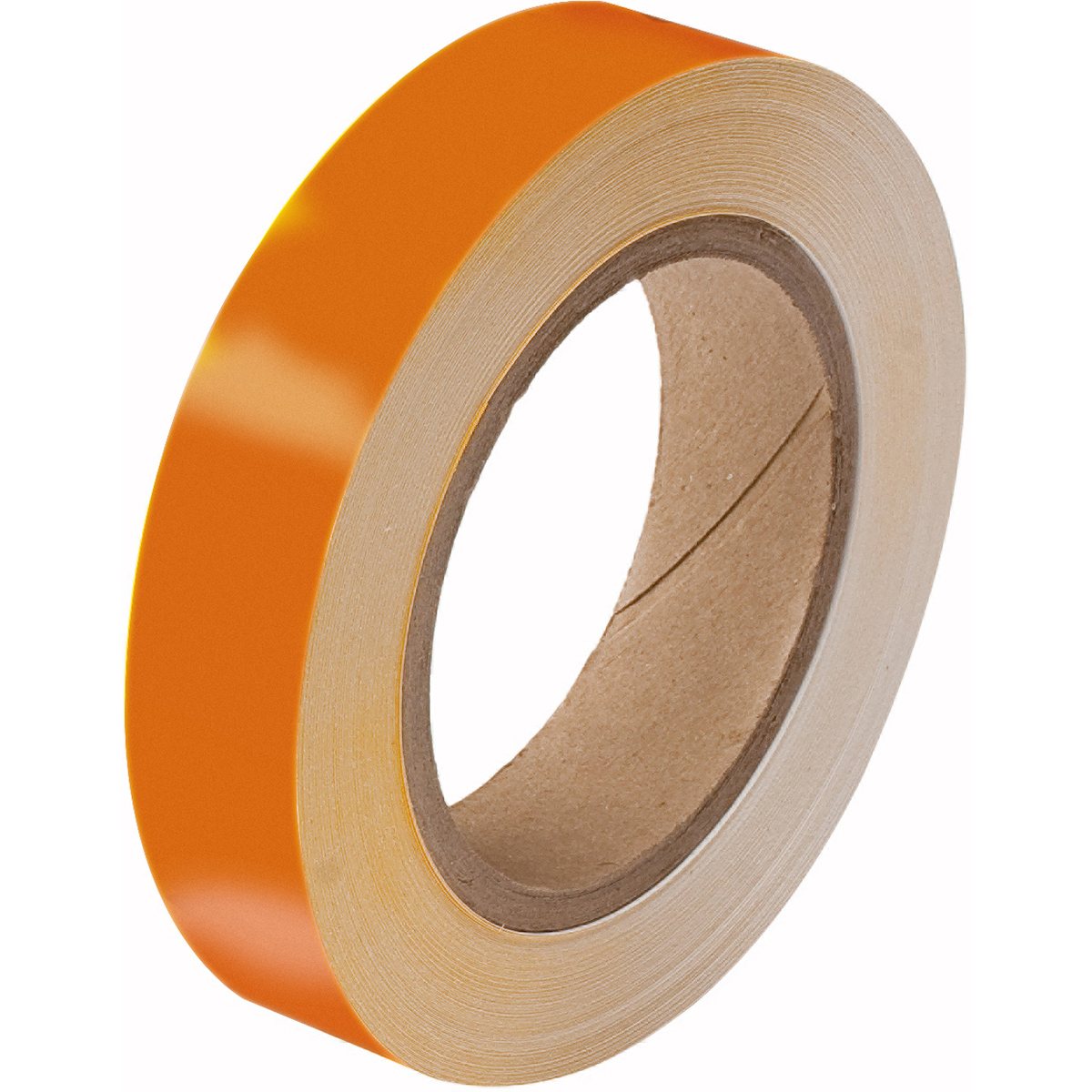 Pipe Banding Tape Orange 25mm