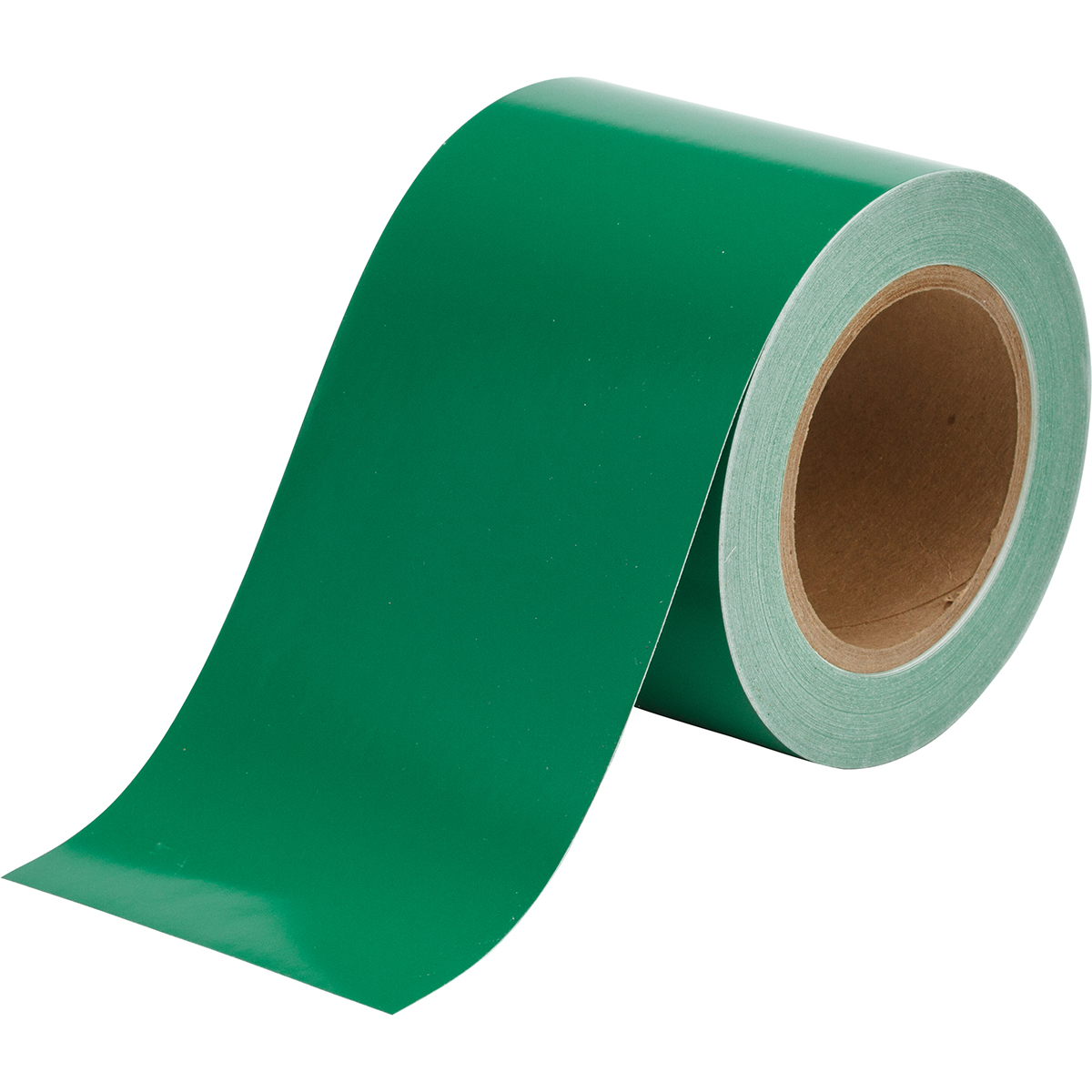 Pipe Banding Tape Green 100mm