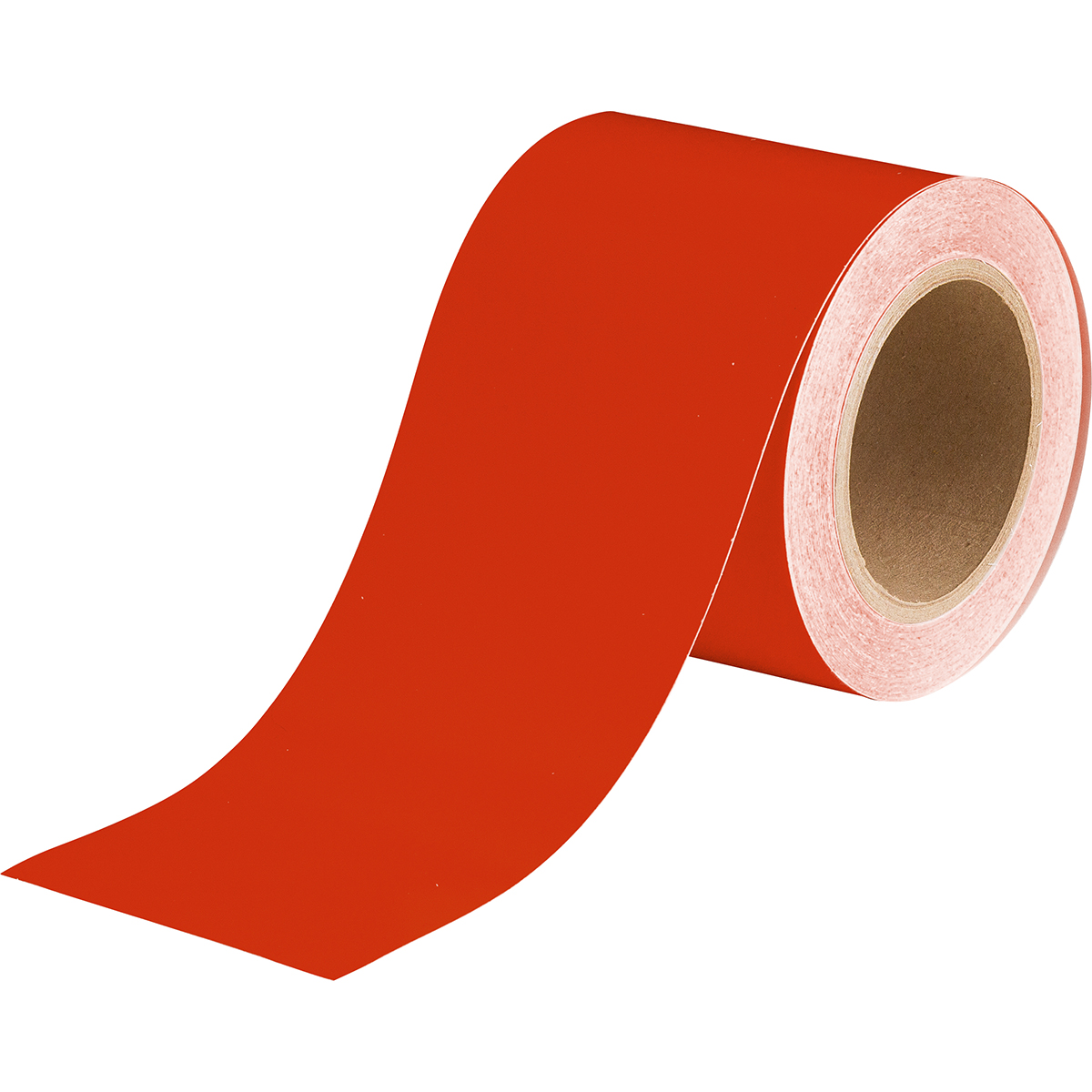 Pipe Banding Tape Red 100mm