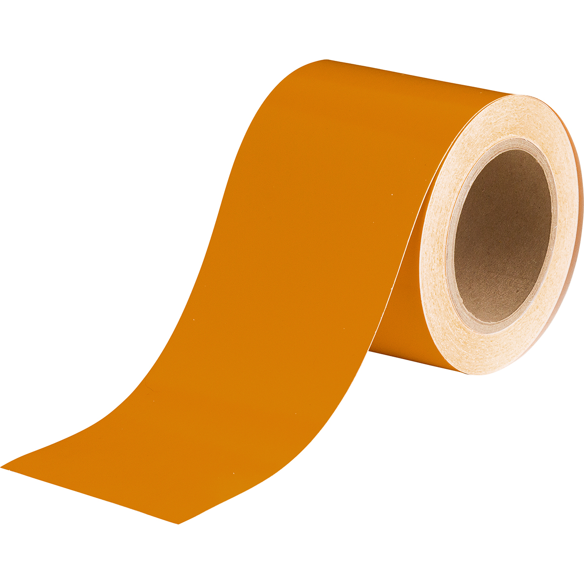 Pipe Banding Tape Orange 100mm
